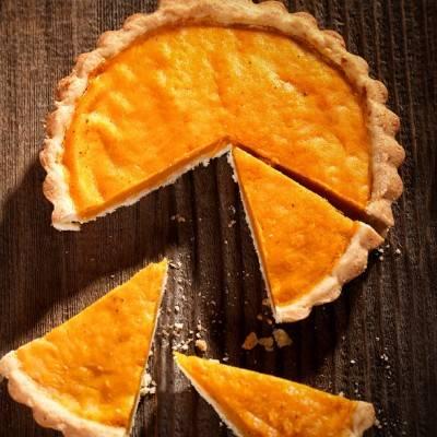 Freshella's Pumpkin Pie