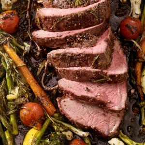 Freshella Catering Dallas Burgandy Beef Roast
