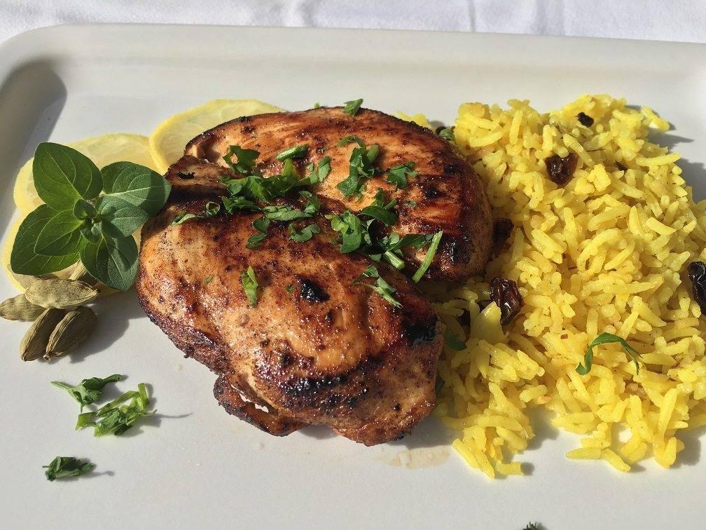 Cardamom Chicken - Freshella Catering